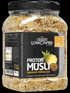 Proteínové Müsli 40%